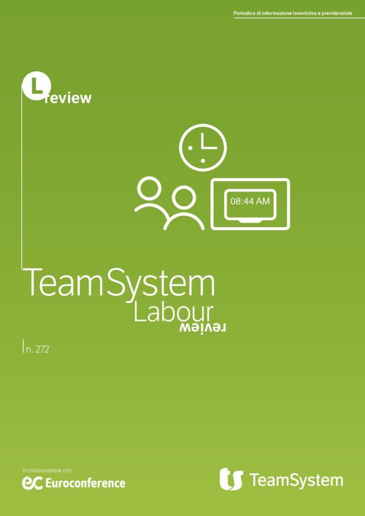 TeamSystem Labour Review